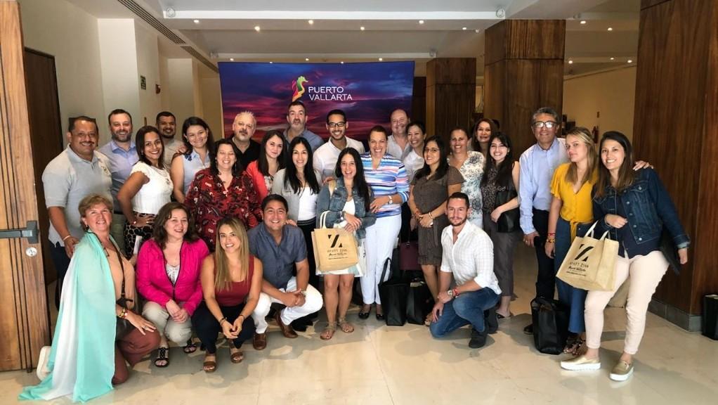Puerto Vallarta recibe a un selecto grupo de mayoristas de Latinoamérica