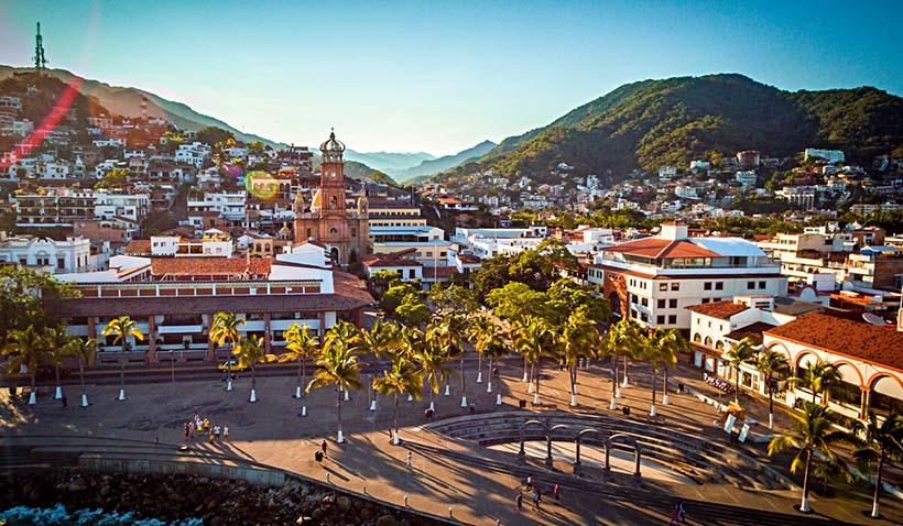 El centro de Puerto Vallarta ya es patrimonio cultural del estado de Jalisco