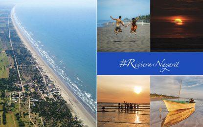 VER PARA CREER EN RIVIERA NAYARIT: Novillero, la playa de belleza infinita