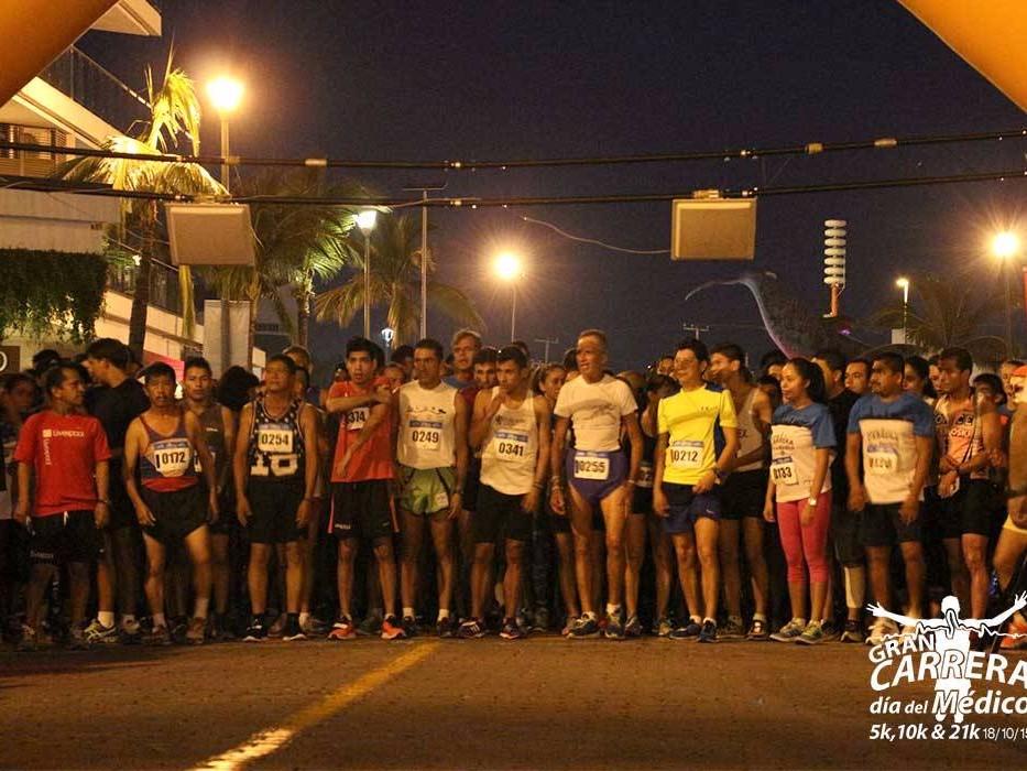 Si te gusta correr, ¡no te pierdas la VI Carrera del Día del Médico!