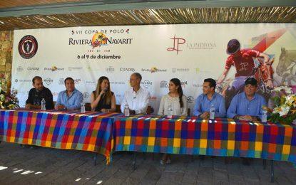 Arte, gastronomía, moda y música en la VII Copa de Polo Riviera Nayarit