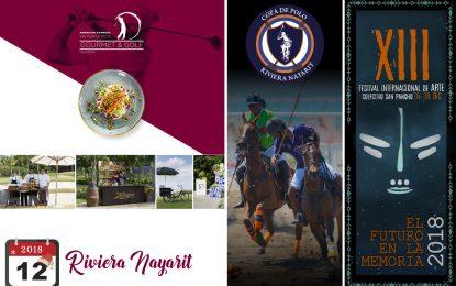 En Riviera Nayarit, los mejores eventos para despedir el año