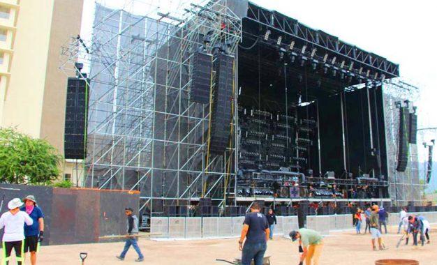 Puerto Vallarta sede de magno concierto de Rammstein