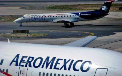 Relanza Aeroméxico vuelo de Monterrey a PVR-Riviera Nayarit