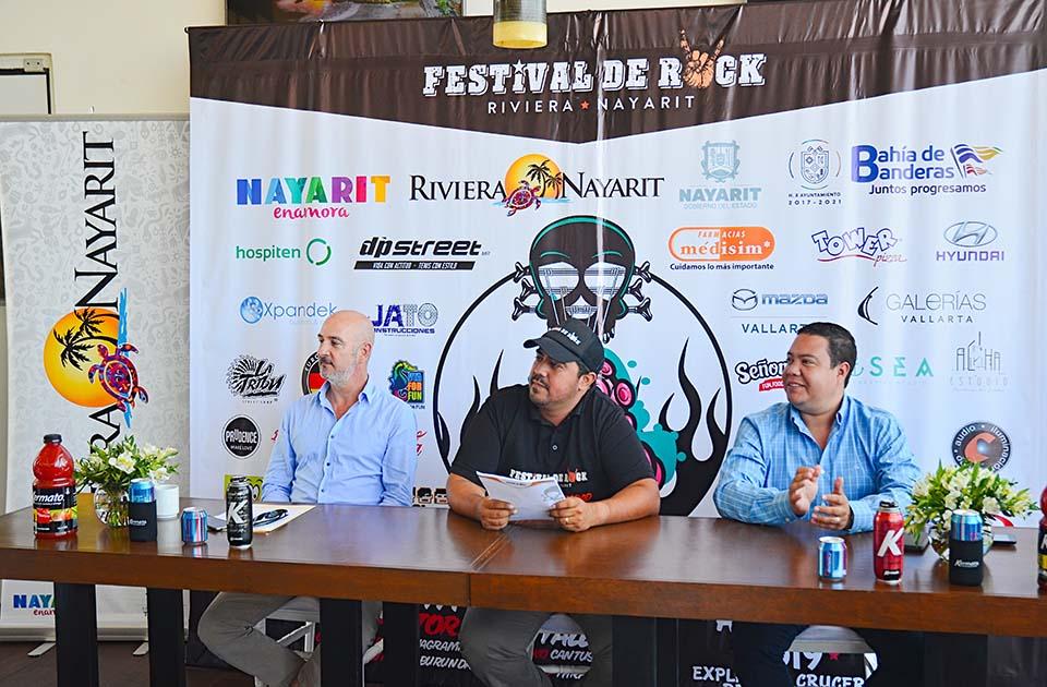 En conferencia de prensa, organizadores y patrocinadores, así como autoridades de turismo, dieron a conocer los detalles de este evento.