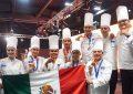 México gana oro en la Copa Mundial Culinaria