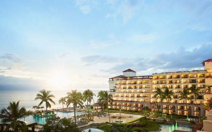 Marriott Puerto Vallarta Resort & SPA  se desconecta y reconecta en #LaHoraDelPlaneta