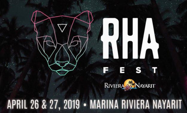 RHA Festival: la fiesta electrónica más esperada regresa a la Riviera Nayarit