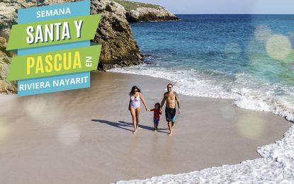 Vacaciones de Semana Santa y Pascua en la Riviera Nayarit