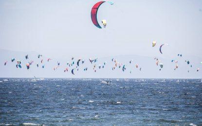 Riviera Nayarit recibe a más de 300 riders en el 10° Festival del Viento
