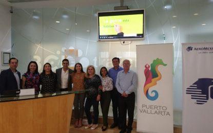 Puerto Vallarta refuerza su presencia en el norte del país antes del verano 2019