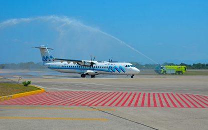 Riviera Nayarit fortalece su conectividad aérea con CDMX a través de Aeromar