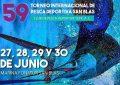 ¡Atrapar y liberar! 59° Torneo Internacional de Pesca Deportiva San Blas
