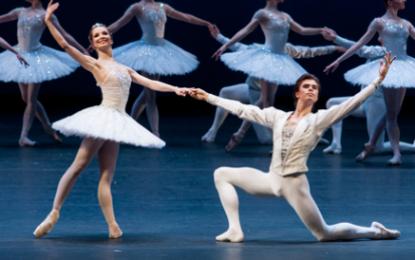 El ballet Bolshói
