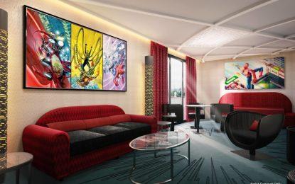 El Hotel de Marvel abrirá sus puertas en Disneyland París en 2020
