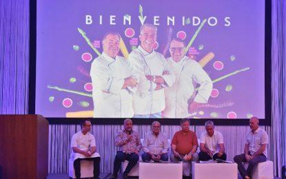 Con un espectacular programa arranca el 25° Festival Gourmet Internacional
