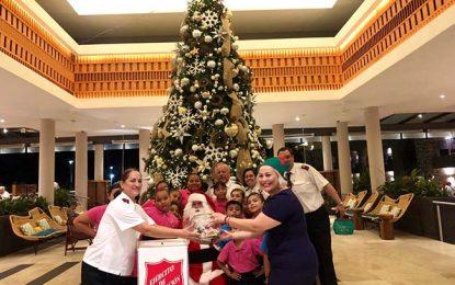 Llega el espíritu Navideño de Marriott Puerto Vallarta