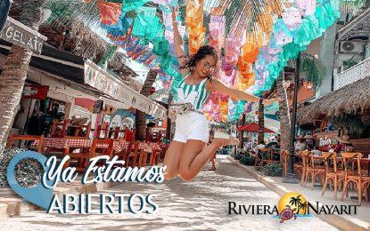 La Riviera Nayarit inicia fase de reapertura del sector turístico