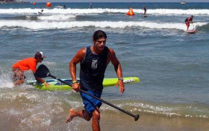 Embajador de Surf de Riviera Nayarit está en Exatlón México