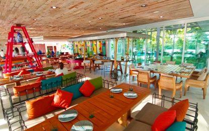 Venazú del hotel W Punta de Mita, sabor a México