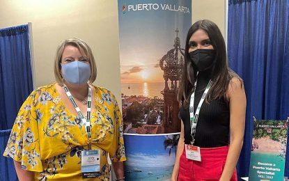 Puerto Vallarta logra una satisfactoria participación en el ASTA Global Convention 2021