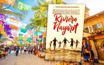 Riviera Nayarit inspira guía para viajeros