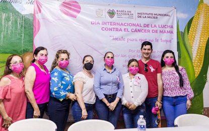 Prevenir es la mejor manera de luchar contra el cáncer de mama