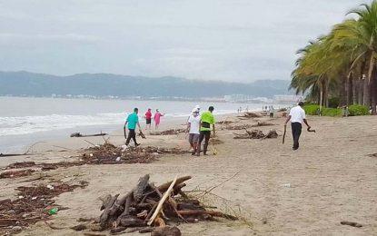 Riviera Nayarit conserva sus playas limpias y seguras